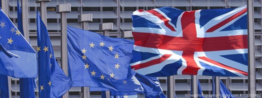 Brexit: Neue Leitlinien für Handel mit dem Vereinigten Königreich