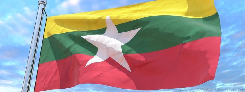 Exportkontrolle: Restriktive Maßnahmen ggü. Myanmar/Birma verschärft