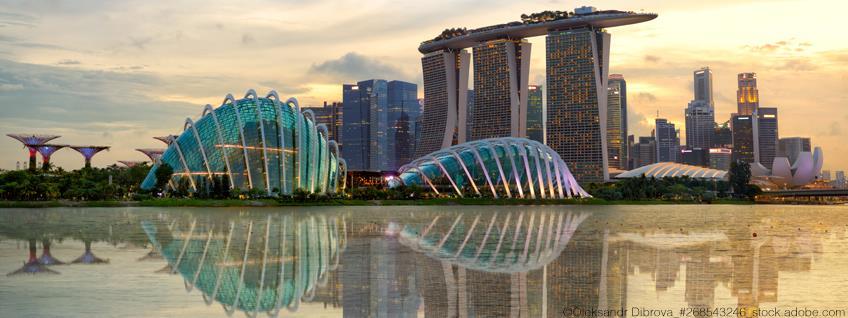 Freihandel: Das Abkommen zwischen EU und Singapur tritt in Kraft