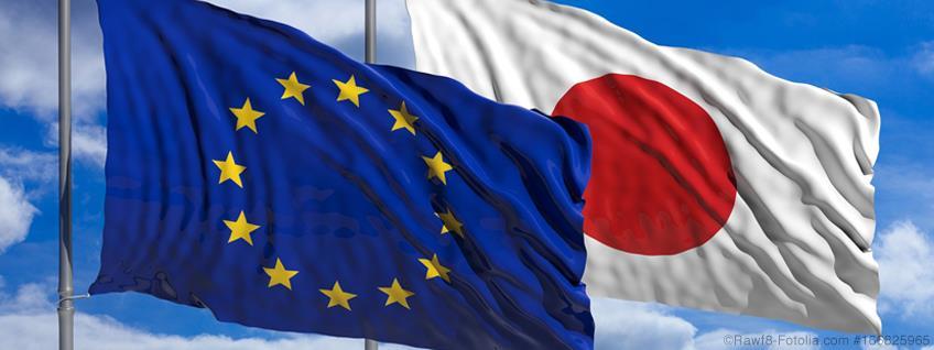 JEFTA: Freihandelsabkommen zwischen der EU und Japan veröffentlicht