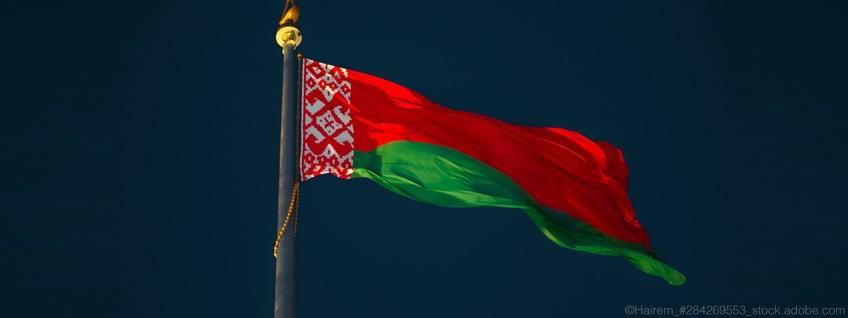 Sanktionen: Erweiterung der restriktiven Maßnahmen gegen Belarus