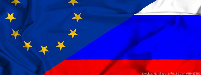 Sanktionen und Embargos: EU verlängert restriktive Maßnahmen gegen Russland