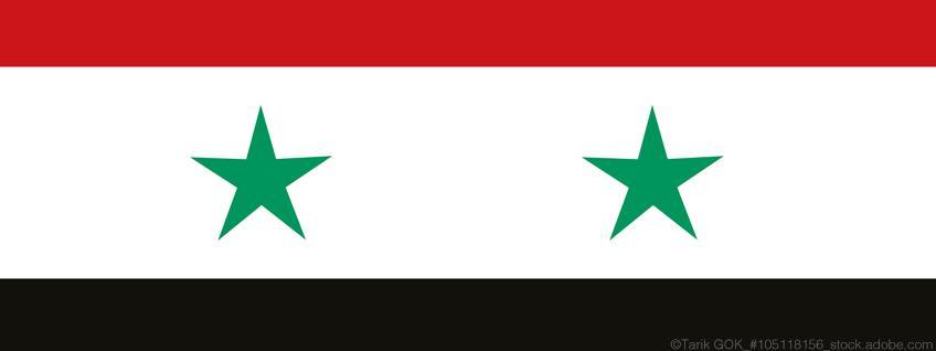 Terrorismusbekämpfung: Neue restriktive Maßnahmen gegen Syrien