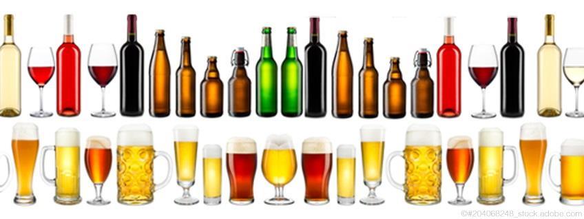 Verbrauchsteuer: Änderung für Alkohol und alkoholische Getränke
