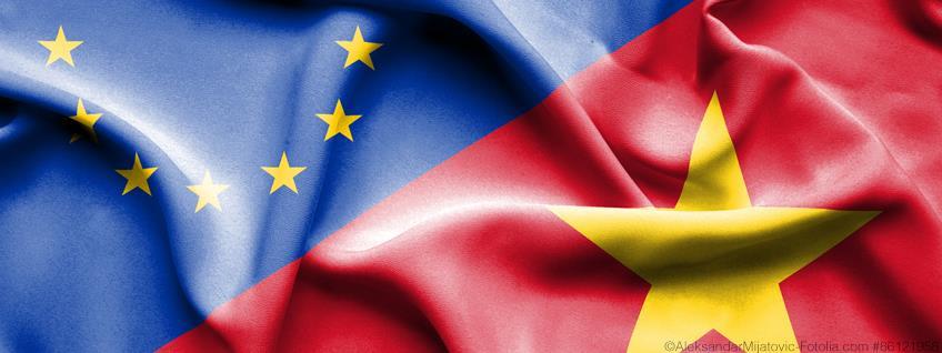 Zoll: EU und Vietnam unterzeichnen neues Abkommen